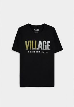 Resident Evil Village: Logo Men's T-Shirt