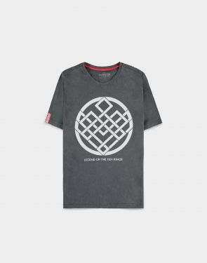 Shang-Chi and the Legend Of The Ten Rings: Crest T-Shirt
