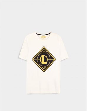 League Of Legends: Centre Logo T-Shirt