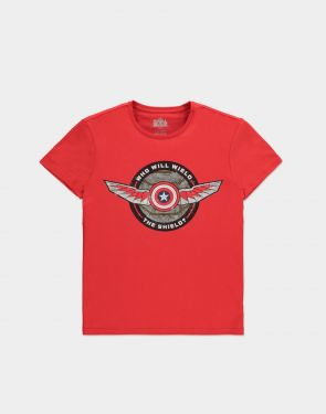The Falcon And The Winter Soldier: Shield T-Shirt