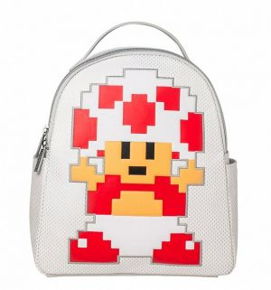Super Mario: Toad Danielle Nicole Backpack