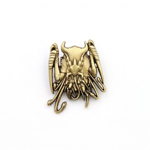 Warhammer 40,000: Tyranid Artifact Pin Badge
