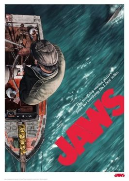 Jaws: Limited Edition Print Preorder