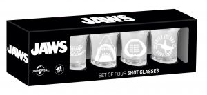Jaws: Shark Bite Shot Glasses