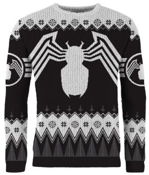 Venom: Season of the Symbiote Knitted Christmas Jumper
