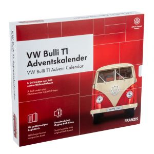 Volkswagen VW Bulli T1 Advent Calendar