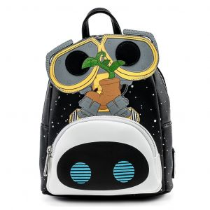 Wall-E: Earth Day Pop By Loungefly Mini Backpack