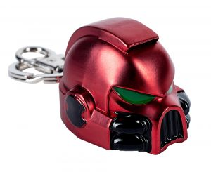 Warhammer 40,000: Blood Angels Helmet Keyring