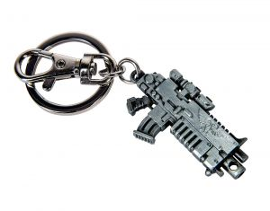 Warhammer 40,000: Chain Bolter Keyring