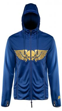Warhammer 40k: Defenders Of Humanity Space Marines Hoodie
