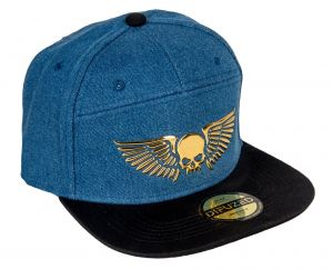Warhammer 40k: Earn Our Salvation Space Marines Snapback Cap