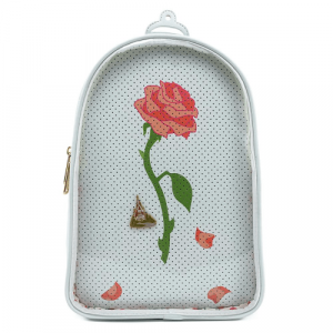 Beauty and the Beast: Pin Trader Loungefly Backpack