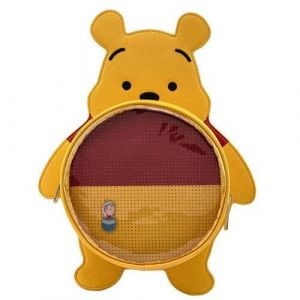 Winnie The Pooh: Pin Trader Loungefly Backpack