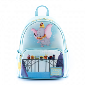 Dumbo: 80th Anniversary Don't Just Fly Loungefly Mini Backpack Preorder