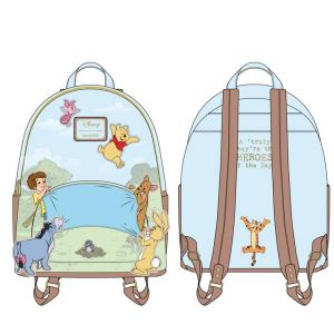 Winnie The Pooh: 95th Anniversary Celebration Toss Loungefly Mini Backpack Preorder