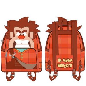 Wreck-It Ralph: Cosplay Loungefly Mini Backpack Preorder