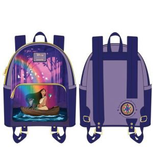 Pocahontas: Just Around The River Bend Loungefly Mini Backpack Preorder