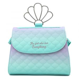 The Little Mermaid: Ombre Scales Loungefly Handbag