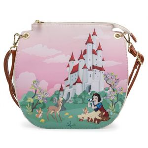 Snow White: Castle Series Loungefly Crossbody Bag Preorder