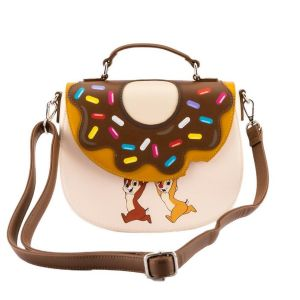 Chip and Dale: Donut Snatchers Loungefly Crossbody Bag Preorder