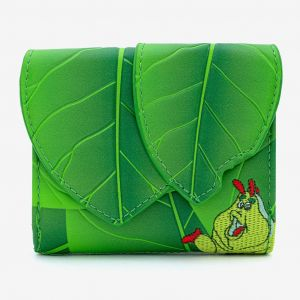 A Bug's Life: Leaf Loungefly Flap Wallet