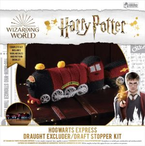 Harry Potter: Hogwarts Express Draught Excluder Knitting Kit