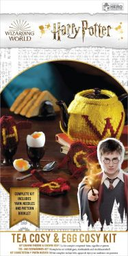 Harry Potter: Weasley Tea Cosy & Egg Cosies Knitting Kit
