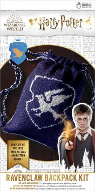 Harry Potter: Ravenclaw Hogwarts House Reversible Kit Bag Knitting Kit