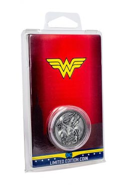 Wonder Woman: Limited Edition Collectible Coin