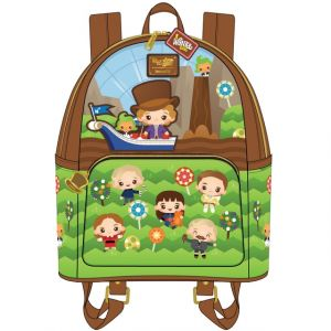 Charlie and the Chocolate Factory: 50th Anniversary Loungefly Mini Backpack Preorder