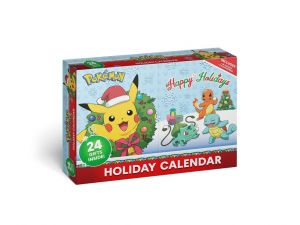 Pokemon: Gotta Open 'Em All! 2020 Advent Calendar