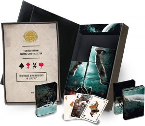 Harry Potter: Limited Edition Playing Cards Collector's Set