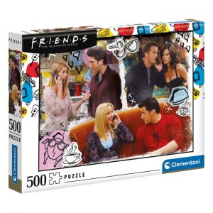 Friends: On The Phone 500pc Jigsaw Puzzle