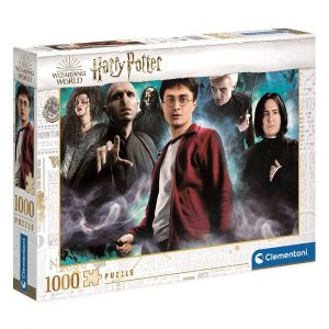 Harry Potter: Harry vs The Dark Arts 1000pc Jigsaw Puzzle