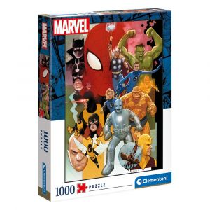 Marvel: Phil Noto 1000pc Jigsaw Puzzle Preorder