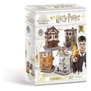 Harry Potter: Diagon Alley 3D Puzzle