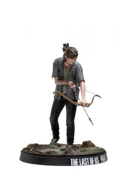 The Last Of Us Part II: Brick Master Ellie With Bow 20cm PVC Statue