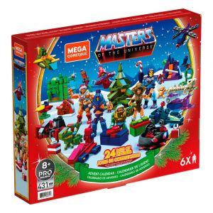 Masters Of The Universe: Mega Construx Advent Calendar Preorder