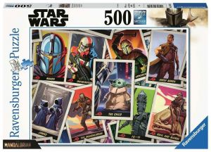 Star Wars: The Mandalorian 500pc Jigsaw Puzzle