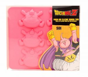 Dragon Ball Z: 'Turn You Into Candy' Majin Buu Silicone Ice/Baking Tray
