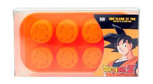Dragon Ball Z: Things Are Hotting Up Kid Goku Silicone Ice/Baking Tray