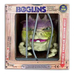Boglins: King Drool Hand Puppet Preorder