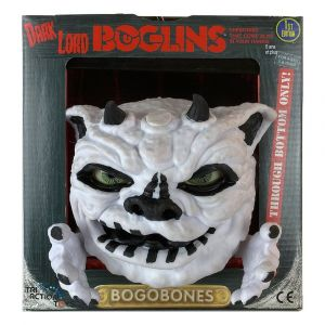Boglins: Dark Lord Bog-O-Bones Glow In The Dark Hand Puppet Preorder