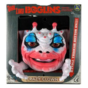 Boglins: Dark Lord Crazy Clown Glow In The Dark Hand Puppet