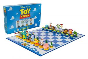 Toy Story 4: Collector's Chess Set