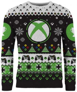 Xbox: Christmas Unlocked Knitted Sweater