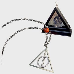 Harry Potter: Xenophilius Lovegood Necklace Replica Preorder