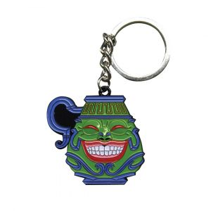 Yu-Gi-Oh!: Pot Of Greed Limited Edition Keyring Preorder