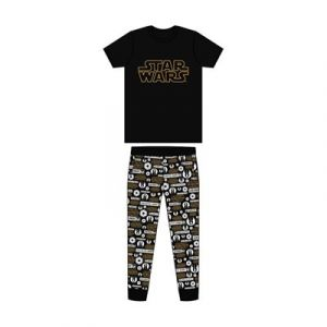 Star Wars: The Force Is Asleep Men's Pyjamas
