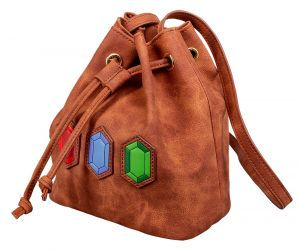 Legend Of Zelda: Giant's Wallet Shoulder Bag